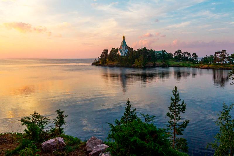 лалыжское озеро