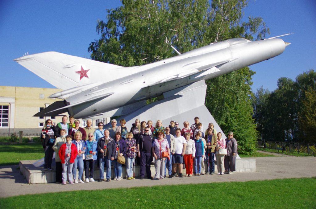 О скорости, сырах и Снегурочке: экскурсионная поездка в Чкаловск и Кострому.